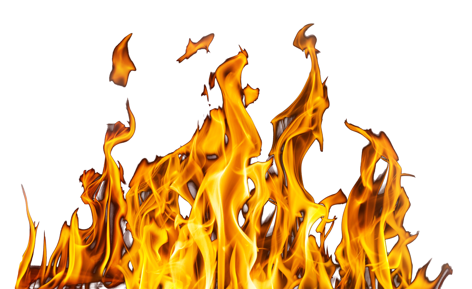 fire png image transparent  44301