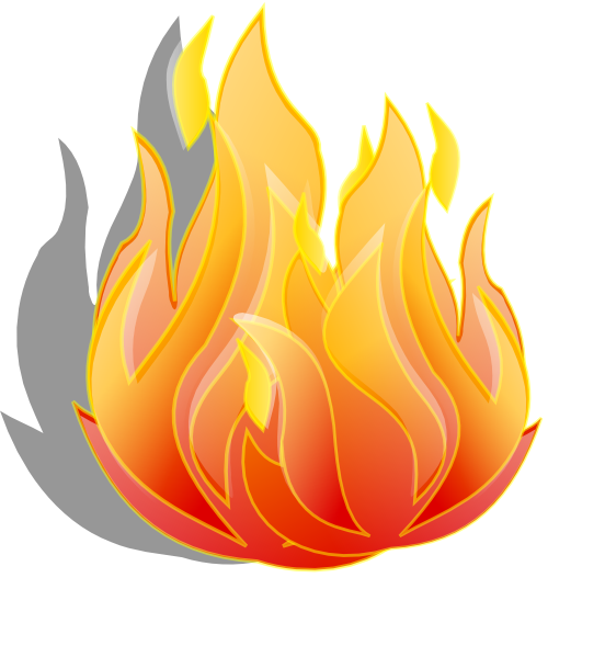 Fire PNG Transparent Image
