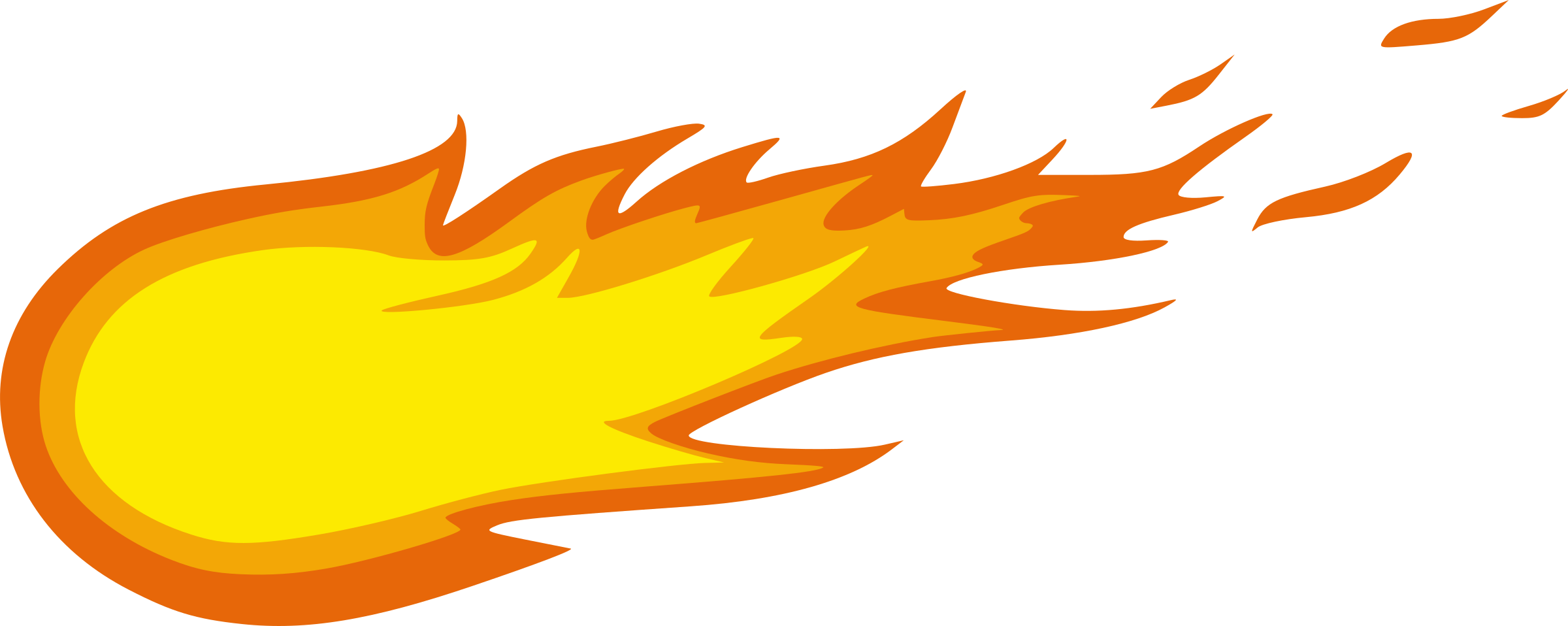 Fireball CLipart PNG Picture image #46731