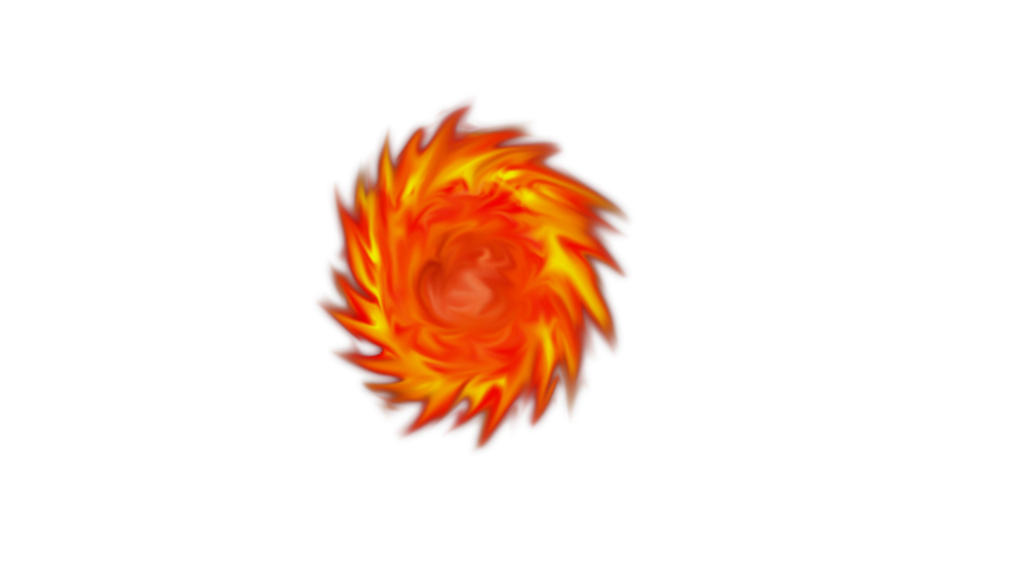 Fireball Icon Symbol