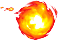 Fireball Png Transparent Background image #46752