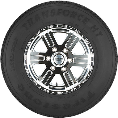 Firestone Transforce Truck Tires for On and Off Road Traction