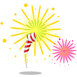Fireworks Vectors Free Download Icon image #30602