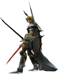 Firion/Dissidia renders png