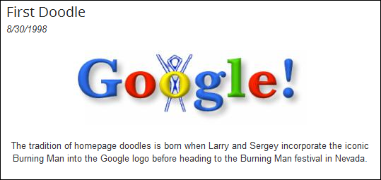 first google doodles png