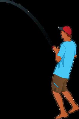 Fisherman, Fishing Png