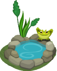 Fishing Pond Png image #10903