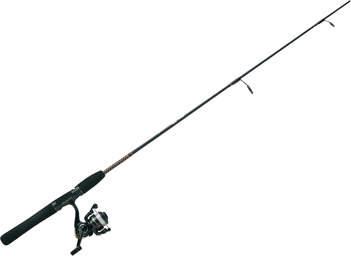 Fishing Rod Image With Transparent Background image #41476