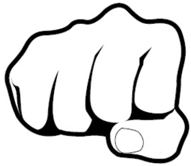 High Resolution Fist Png Clipart image #32932