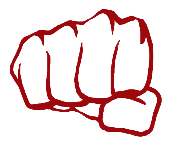 Collection Fist Png Clipart image #32936