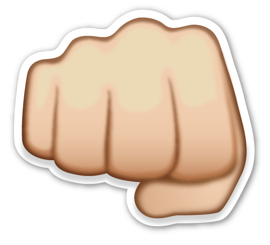Vectors Free Download Fist Icon image #32947