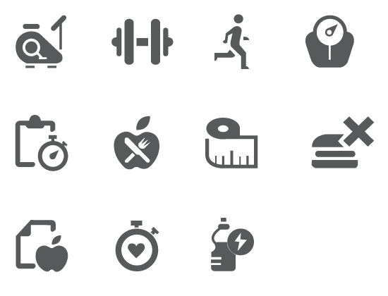 Fitness Icon Png Icons See Disclaimer Below image #280
