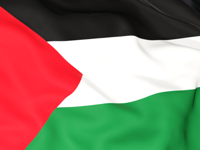 Flag Of United Palestine Png image #38272