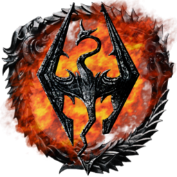 flame skyrim icons