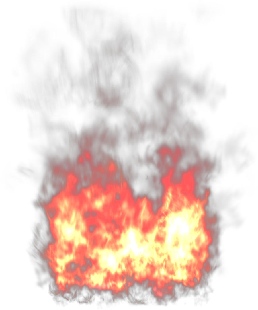 Flames fire Png