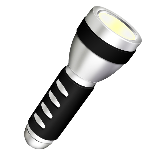 Transparent Flashlight Png image #16860