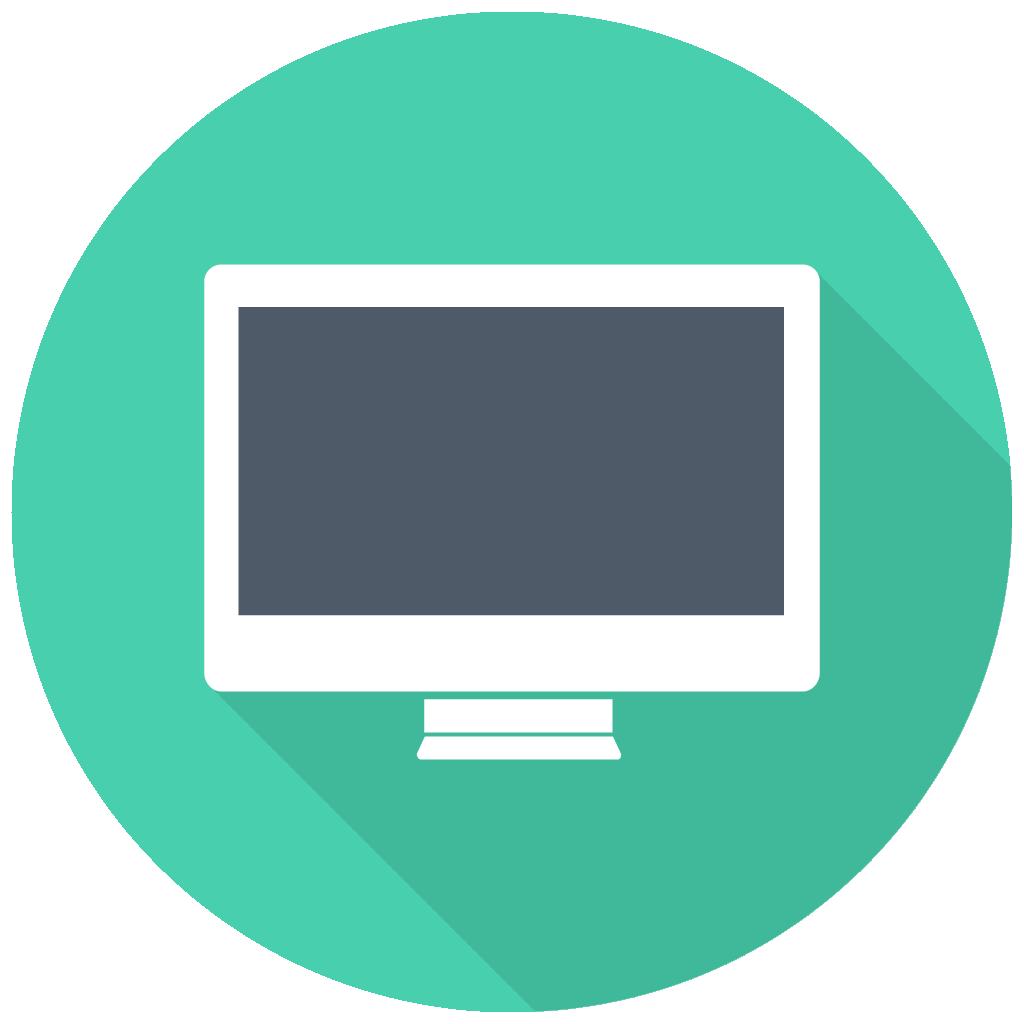 flat mac icon