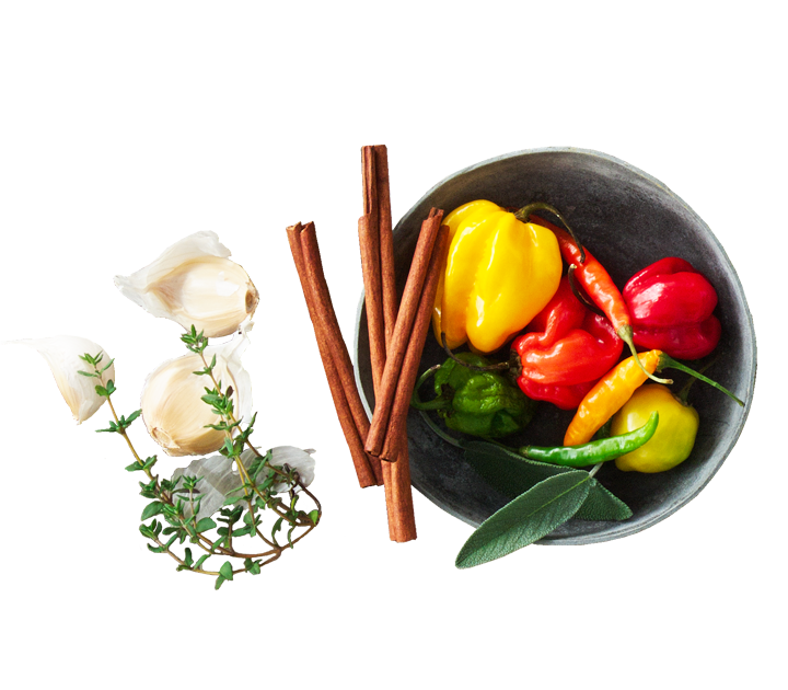 flavors herbs and spices png  43501