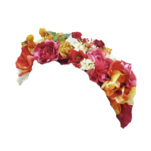 Flower Crown Png image #42604