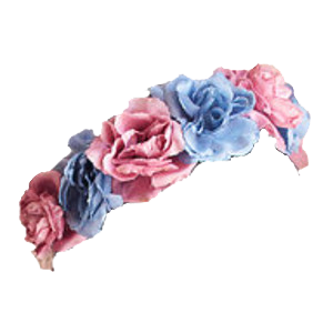 Flower crown png transparent #42605 - Free Icons and PNG