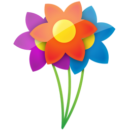 Svg Flower Free image #34272