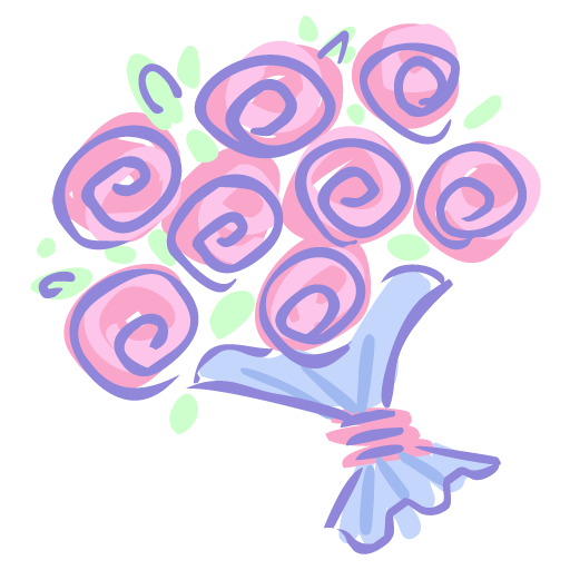 Hd Flower Icon image #34263