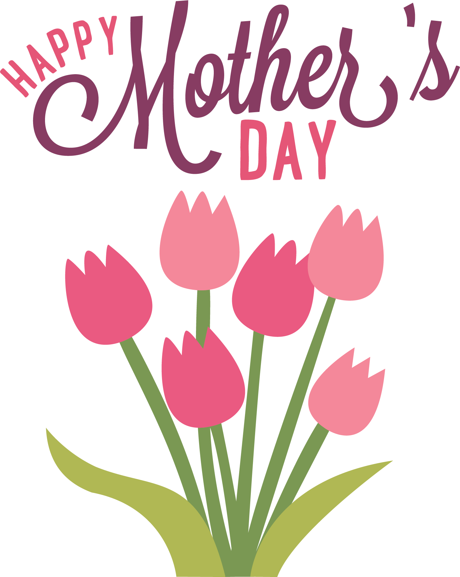 flowers and mothers day image