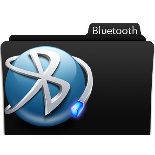 Folder Bluetooth Icon image #32014