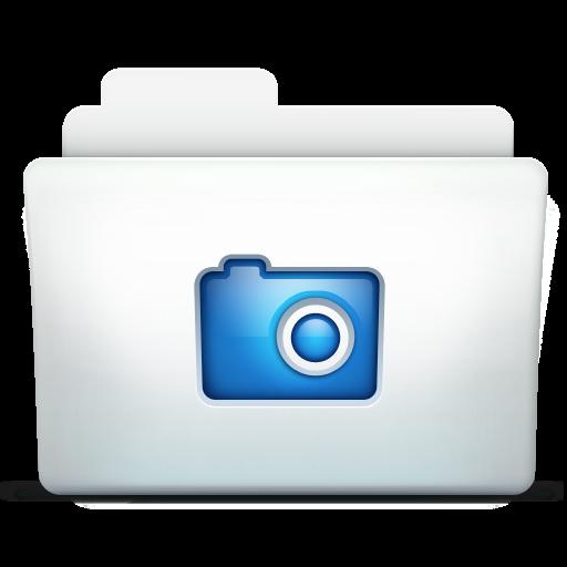 Folder Photo Icon