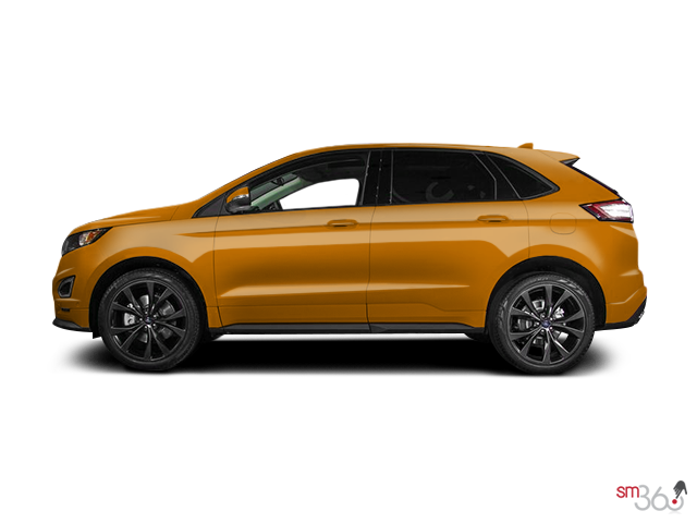PNG Ford Edge Transparent