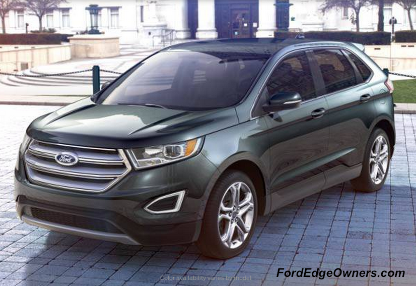 High Resolution Ford Edge Png Icon image #28054