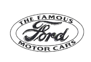 Ford Logo 1911 Png image #14220
