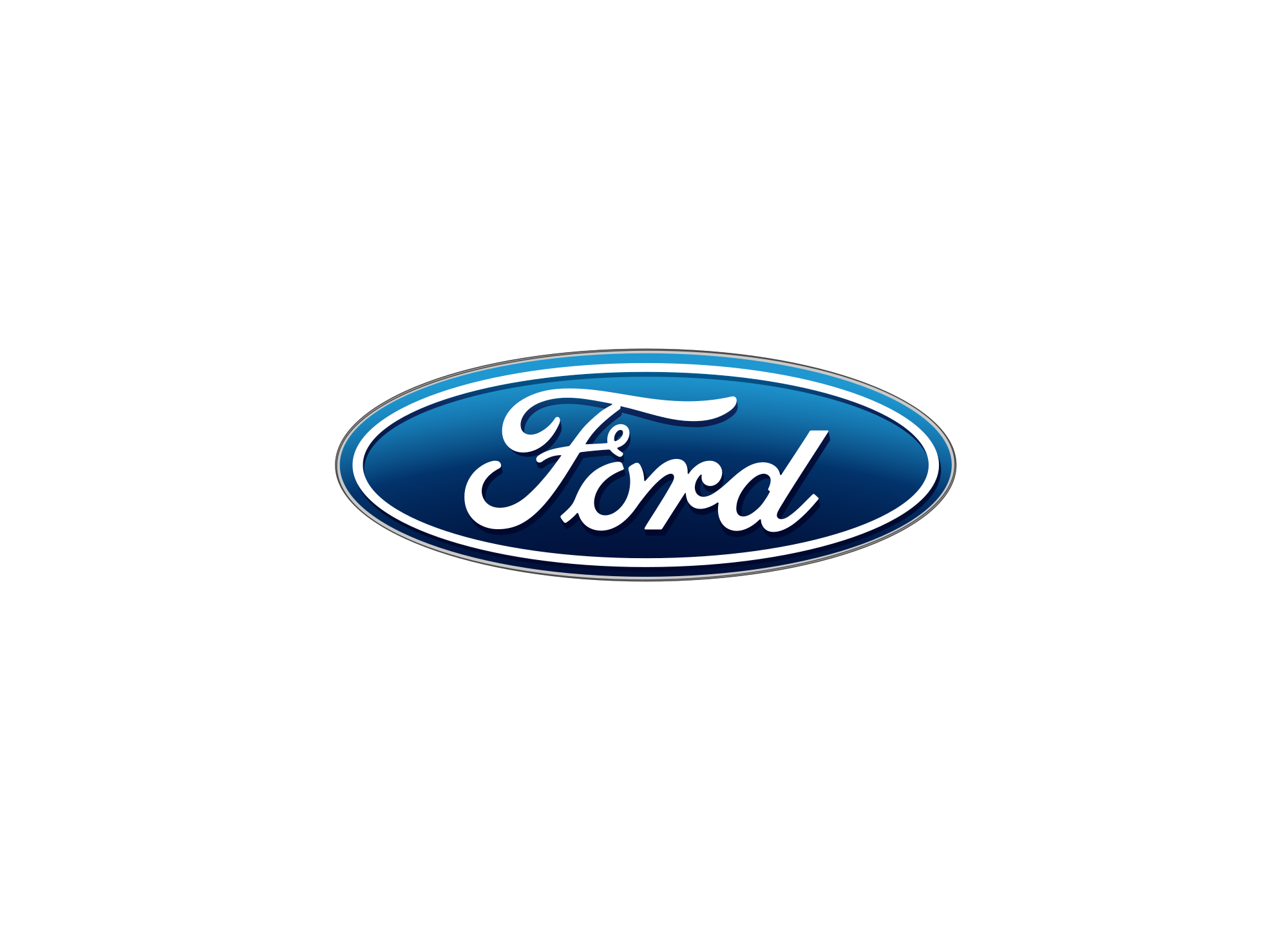 Icon Ford Logo Transparent