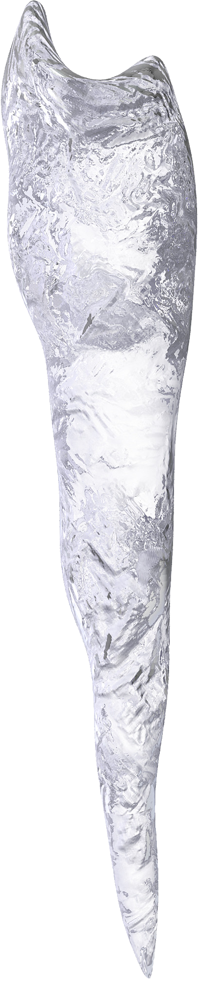 Foreign-looking Natural Thick Icicle Photo image #48593
