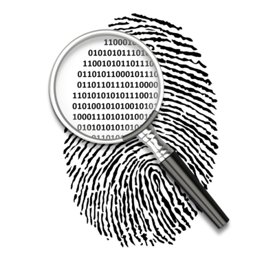 Forensic Icon Svg image #13039