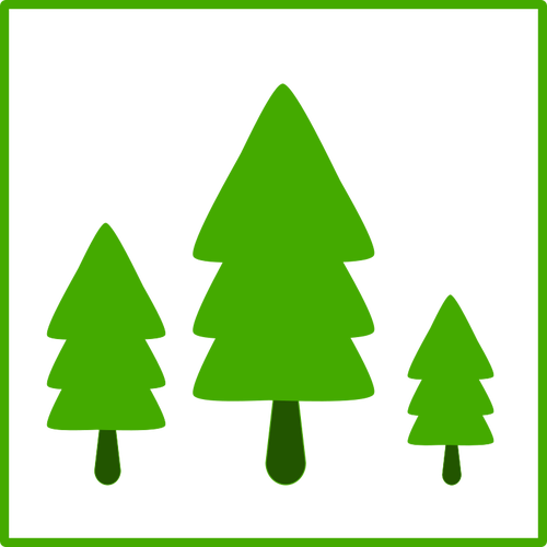 Free Vector Forest image #7093