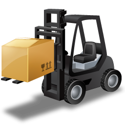 Download Forklift Icon image #33841