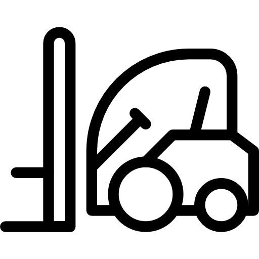 Forklift Drawing Vector image #33842