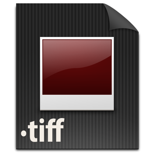 format tiff icon