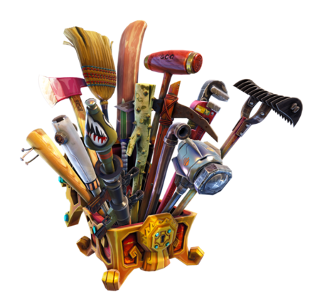 Fortnite Game Tools PNG Transparent Image