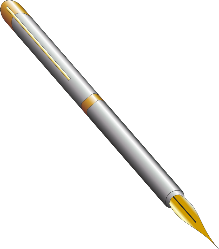 Fountain Pen Png image #43194