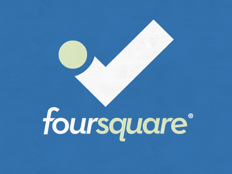 Foursquare Vector Png