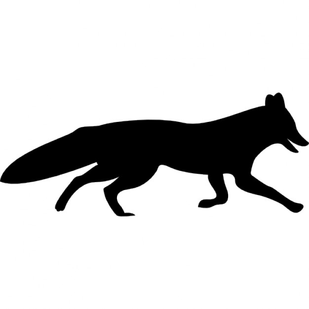Icon Drawing Fox
