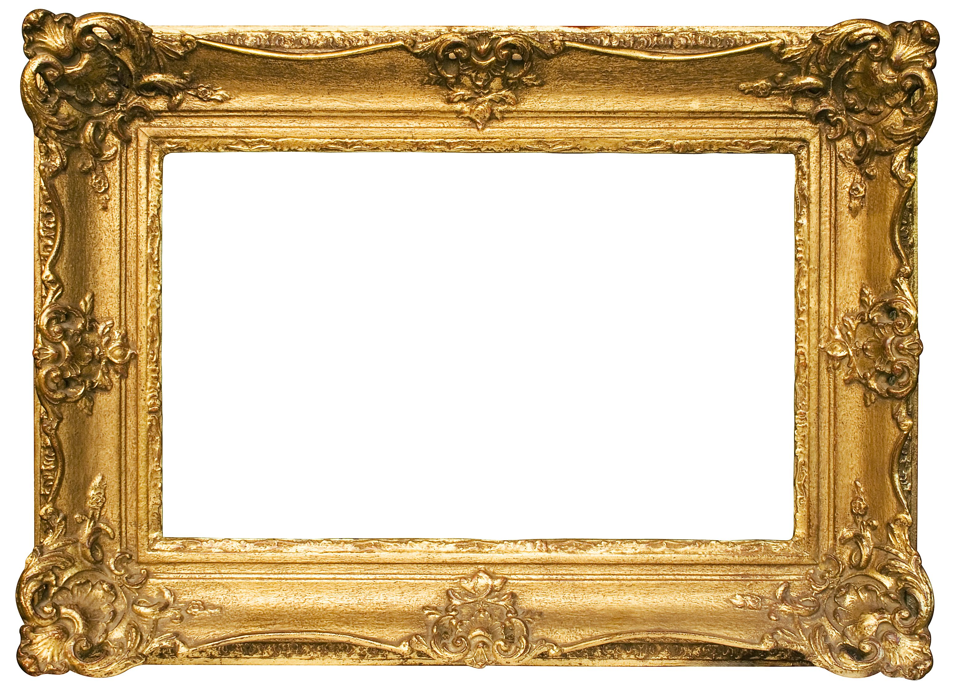 Transparent Png Background Frame Gold 28917 Free Icons And Png