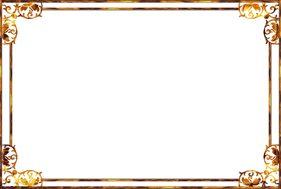 transparent frame gold background png 28927 free icons and png