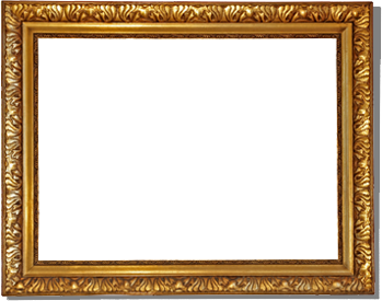 Download Icon Frame Gold image #28934