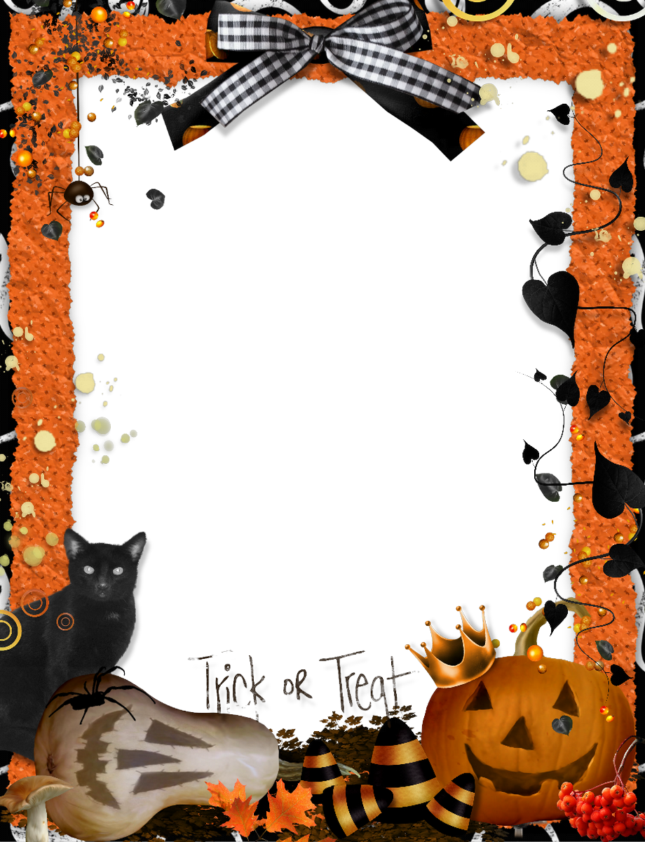 Download Images Free Frame Halloween Png image #31341