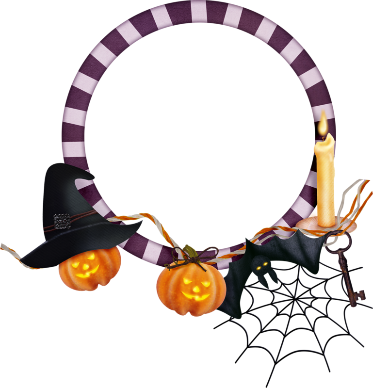 Download Frame Halloween Png Free Vector image #31318