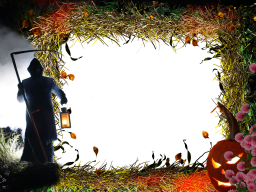 Png Frame Halloween Clipart Collection image #31346