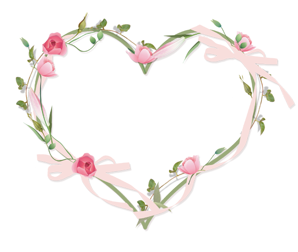 PNG Transparent Image Frame Heart